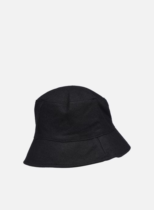 Cappello MOSS COPENHAGEN Emilia Bucket Hat Nero modello indossato