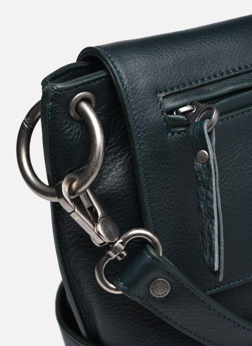 Handtaschen Sabrina VIOLETTE grün ansicht von links