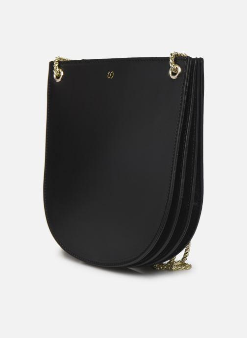 Handtaschen Sabrina CORINE schwarz schuhe getragen
