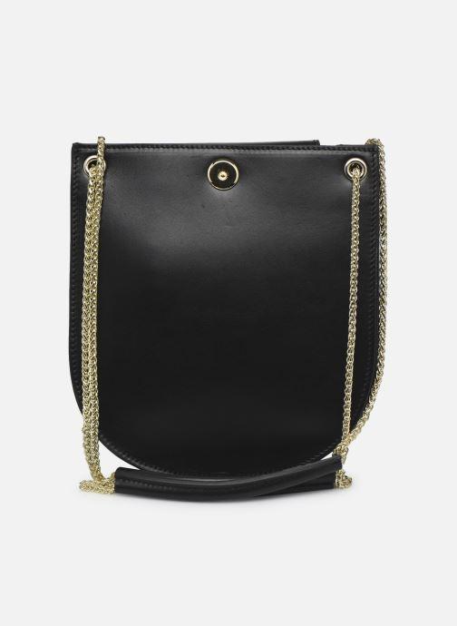 Handtaschen Sabrina CORINE schwarz ansicht von vorne