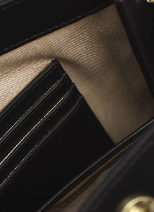 Handtaschen Sabrina CORINE schwarz ansicht von hinten
