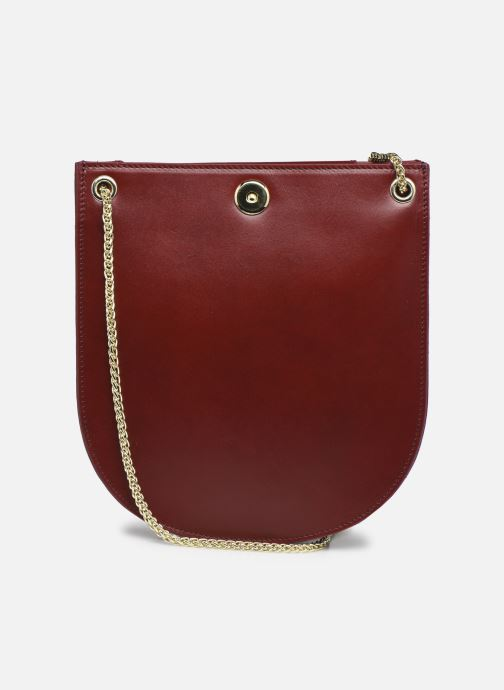 Handtaschen Sabrina CORINE rot ansicht von vorne
