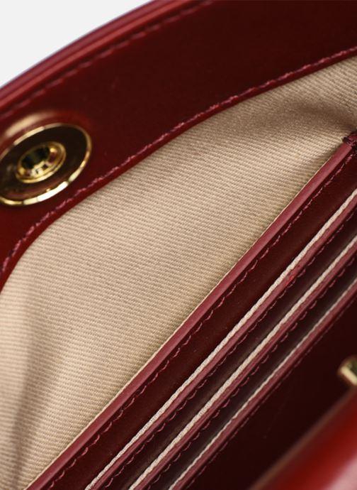 Handtaschen Sabrina CORINE rot ansicht von hinten