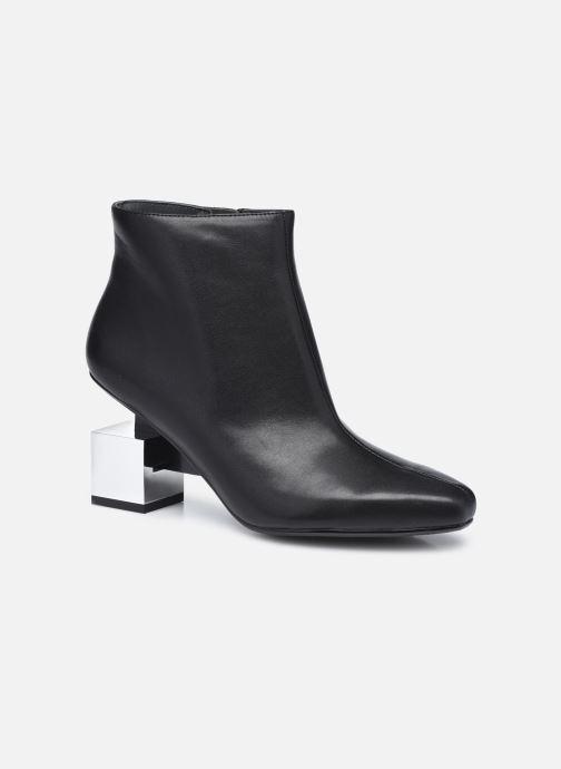 Stiefeletten & Boots United Nude Cube bootie schwarz detaillierte ansicht/modell