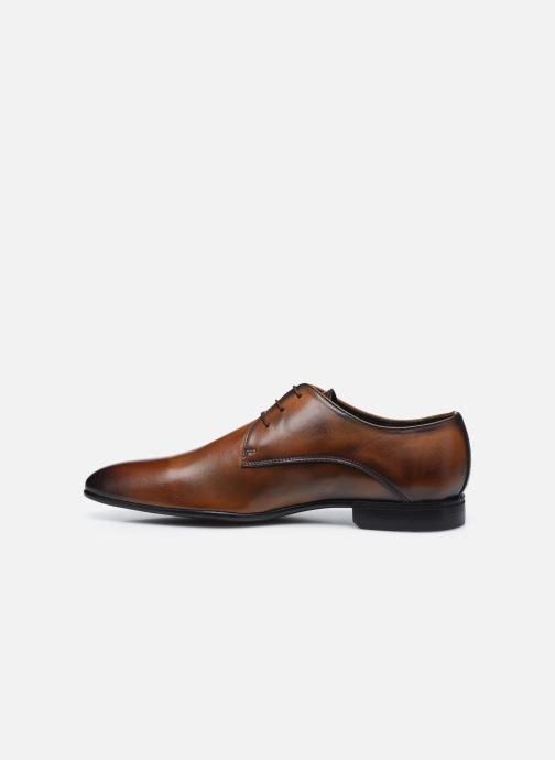 Chaussures à lacets Brett & Sons 4205 Marron vue face