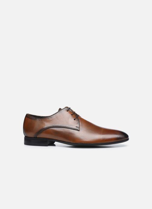Chaussures à lacets Brett & Sons 4205 Marron vue derrière