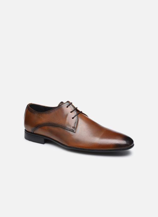 Chaussures à lacets Brett & Sons 4205 Marron vue détail/paire