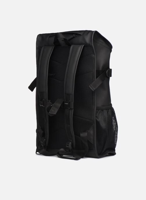 Sacs à dos Rains  Moutaineer Bag Noir vue droite