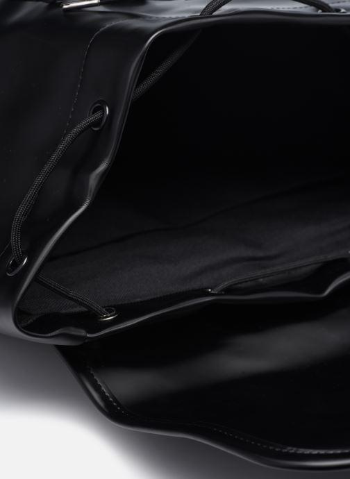 Sacs à dos Rains  Oversize Rucksack Noir vue derrière