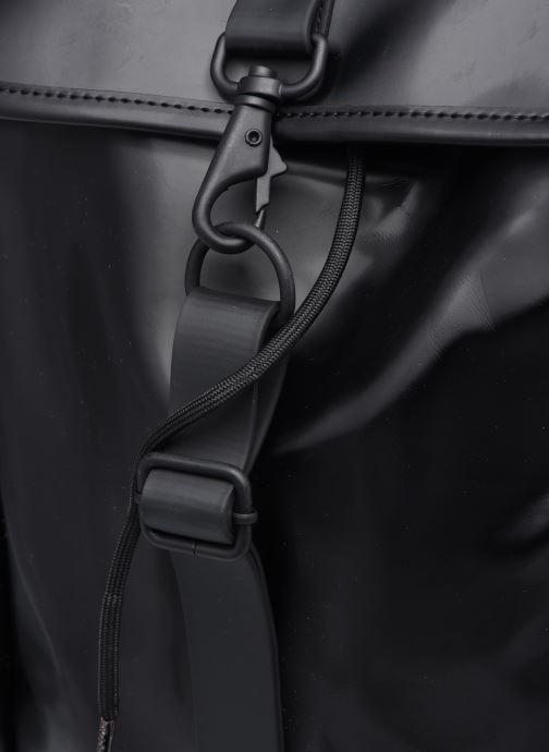 Sacs à dos Rains  Oversize Rucksack Noir vue gauche