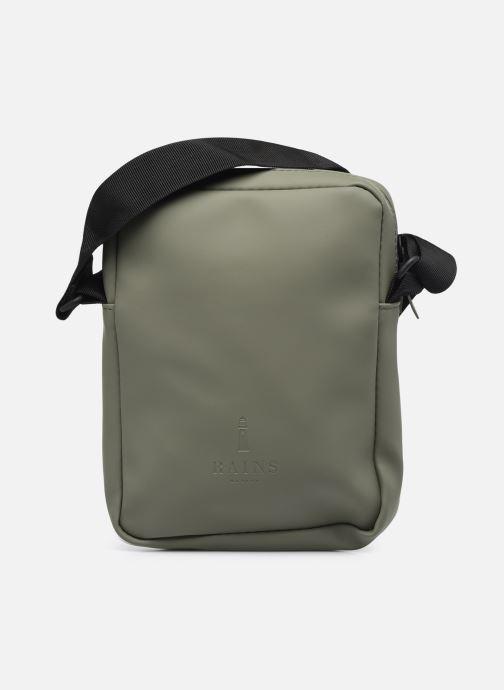 Herentassen Rains  Jet Bag Groen detail
