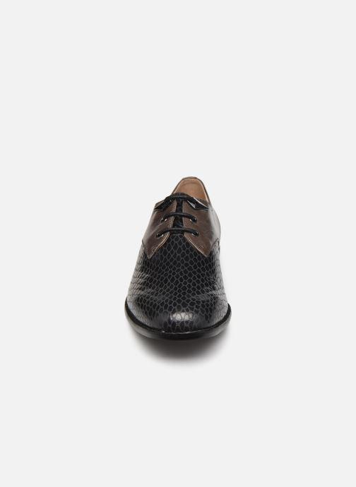 Chaussures à lacets Karston JEUDI Gris vue portées chaussures