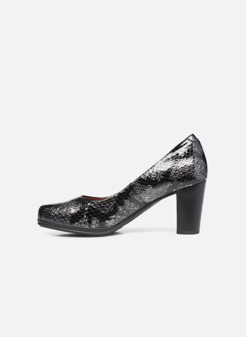 Zapatos de tacón Karston LOSTI Gris vista de frente