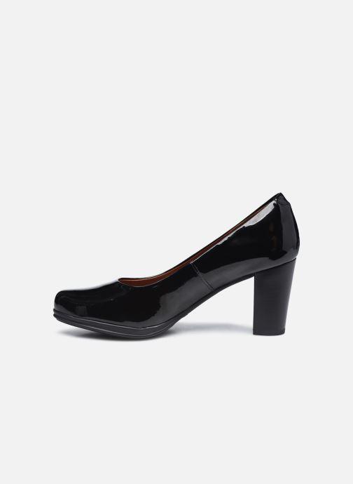 Zapatos de tacón Karston LOSTI Negro vista de frente