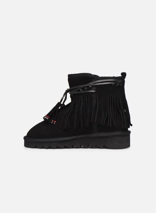 Bottines et boots Colors of California Birgitta 2 Noir vue face