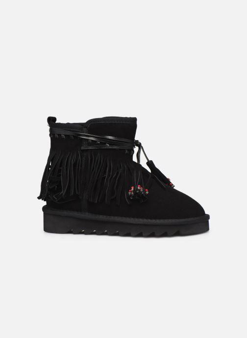 Bottines et boots Colors of California Birgitta 2 Noir vue derrière