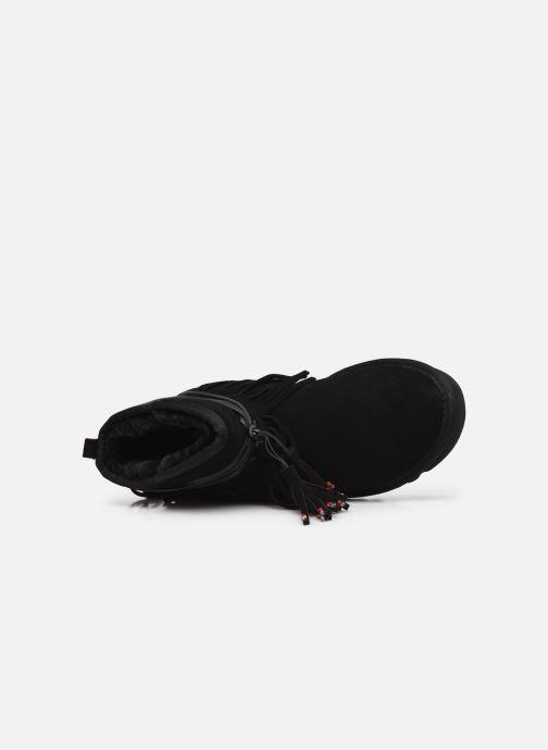 Bottines et boots Colors of California Birgitta 2 Noir vue gauche