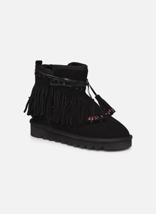 Bottines et boots Colors of California Birgitta 2 Noir vue détail/paire