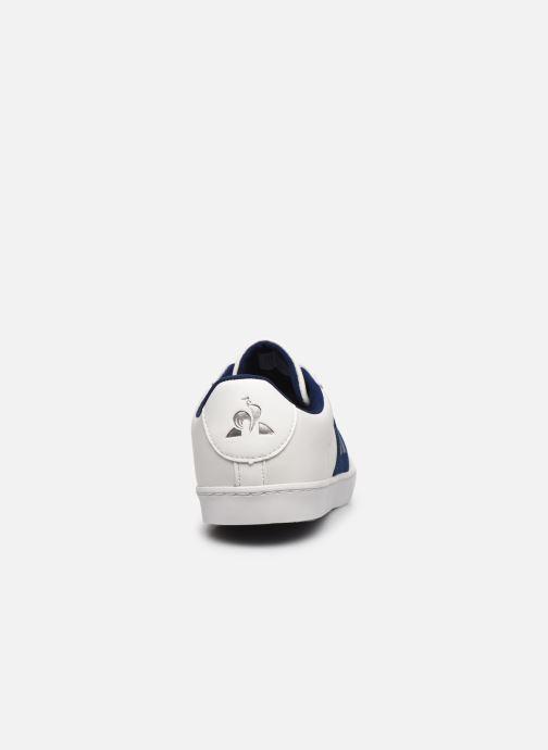 Sneaker Le Coq Sportif Elsa weiß ansicht von rechts