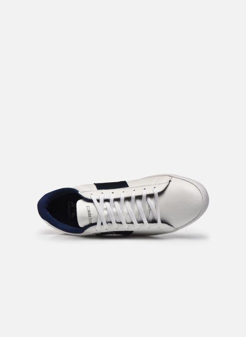 Sneakers Le Coq Sportif Elsa Bianco immagine sinistra
