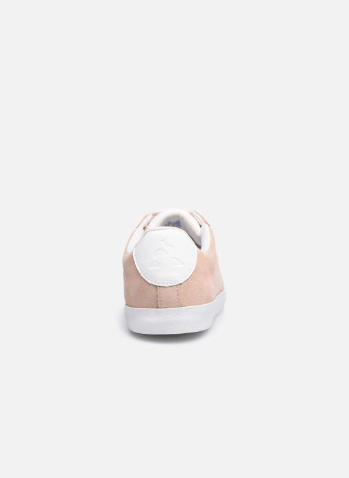 Sneakers Le Coq Sportif Ambre Rosa immagine destra