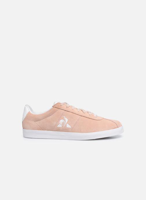 Sneakers Le Coq Sportif Ambre Rosa immagine posteriore