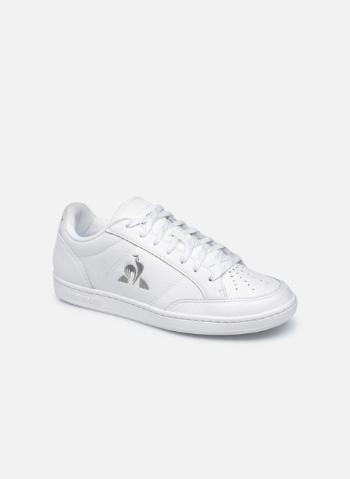 Sneaker Le Coq Sportif Court Clay W weiß detaillierte ansicht/modell