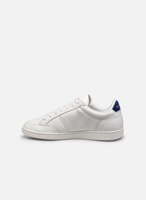 Sneakers Le Coq Sportif Court Clay W Bianco immagine frontale