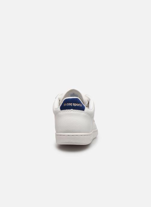 Sneakers Le Coq Sportif Court Clay W Bianco immagine destra