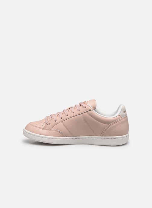 Sneaker Le Coq Sportif Court Clay W rosa ansicht von vorne