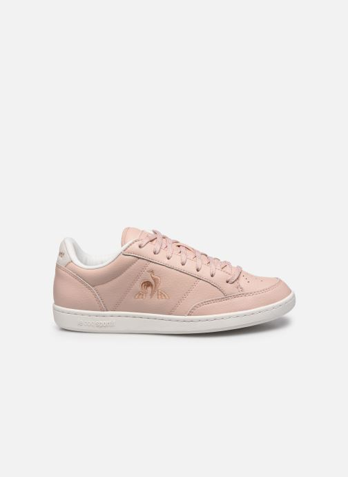 Sneaker Le Coq Sportif Court Clay W rosa ansicht von hinten