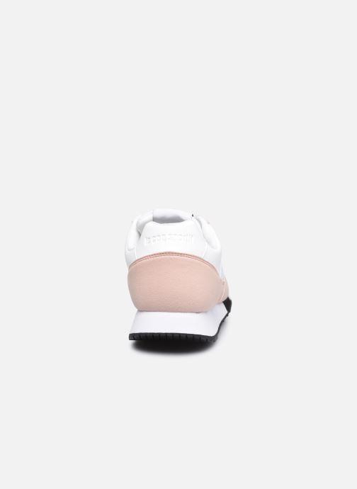 Sneaker Le Coq Sportif Manta W Retro weiß ansicht von rechts