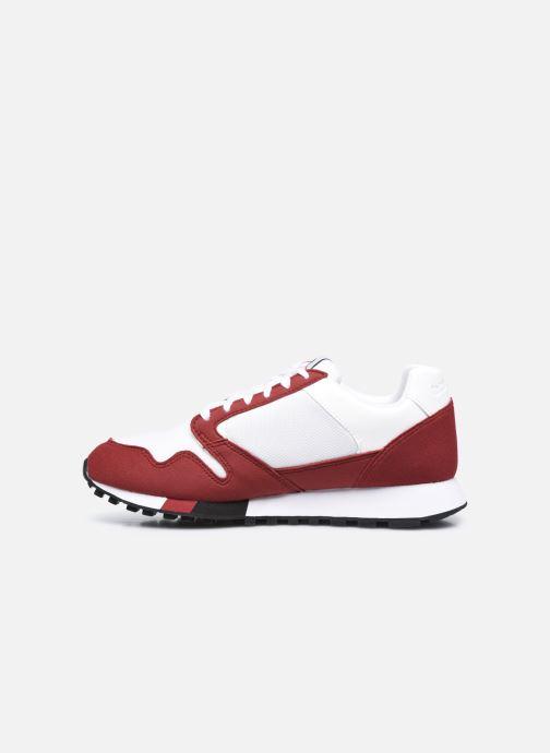Sneakers Le Coq Sportif Manta W Retro Bianco immagine frontale