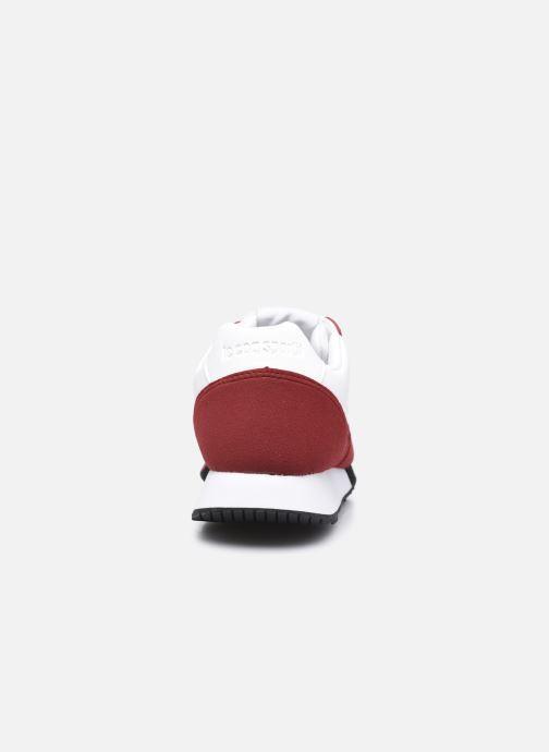 Sneakers Le Coq Sportif Manta W Retro Bianco immagine destra