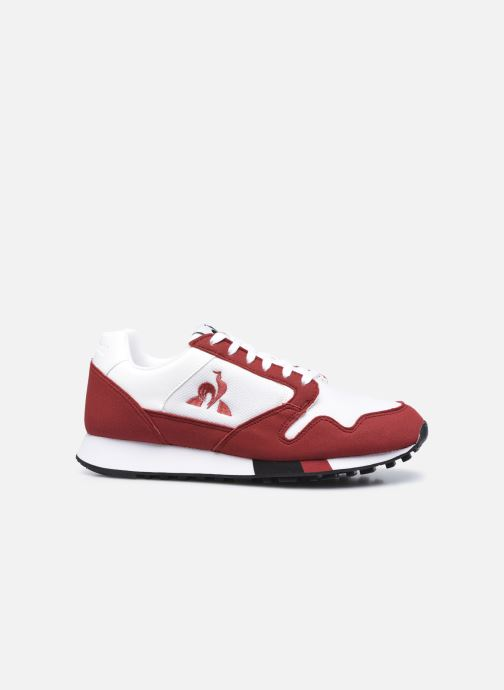 Sneakers Le Coq Sportif Manta W Retro Bianco immagine posteriore