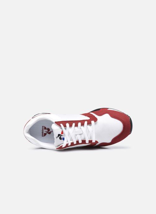 Sneakers Le Coq Sportif Manta W Retro Bianco immagine sinistra