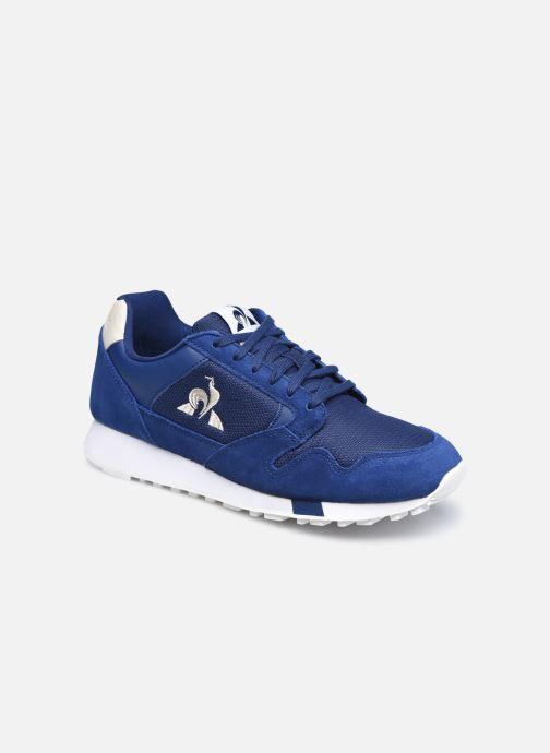 Sneaker Le Coq Sportif Manta W blau detaillierte ansicht/modell
