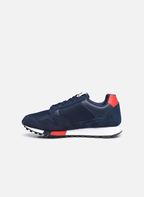 Sneaker Le Coq Sportif Manta blau ansicht von vorne