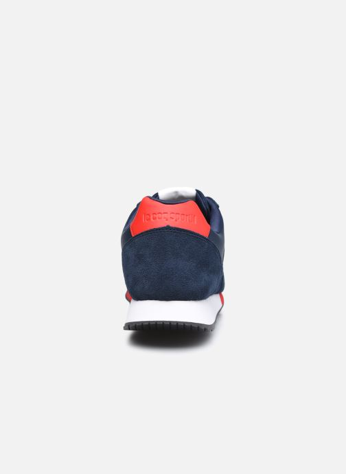 Sneaker Le Coq Sportif Manta blau ansicht von rechts