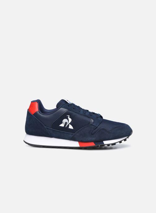 Sneaker Le Coq Sportif Manta blau ansicht von hinten