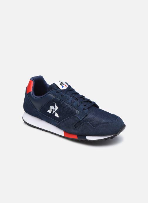 Sneaker Le Coq Sportif Manta blau detaillierte ansicht/modell