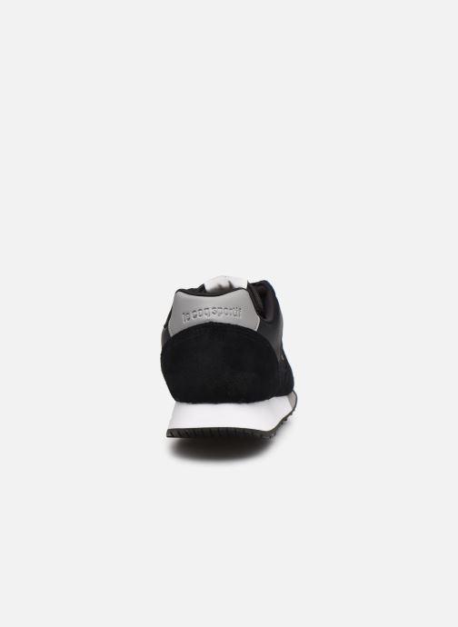 Sneaker Le Coq Sportif Manta schwarz ansicht von rechts