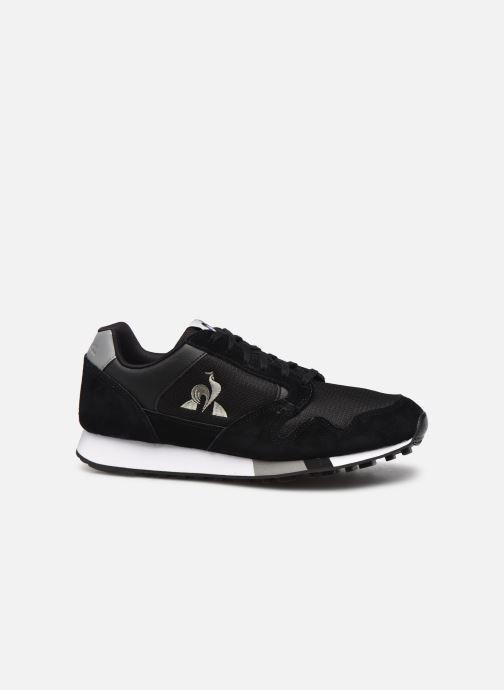 Sneaker Le Coq Sportif Manta schwarz ansicht von hinten