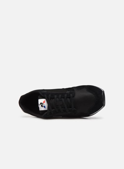 Sneaker Le Coq Sportif Manta schwarz ansicht von links