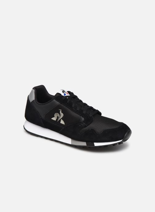 Sneaker Le Coq Sportif Manta schwarz detaillierte ansicht/modell