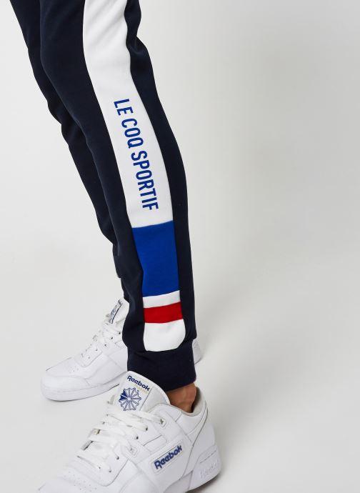Vêtements Le Coq Sportif TRI Pant Slim N°1 M Bleu vue face