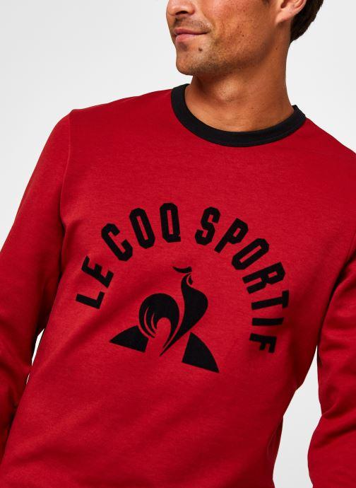 Le Coq Sportif Saison 2 Crew Sweat N°2 M (Rouge) - Vêtements chez Sarenza (451646) qwhGd