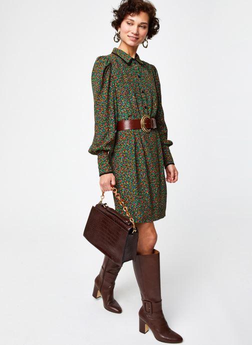 Kleding Essentiel Antwerp Wanderer short shirtdress Multicolor onder
