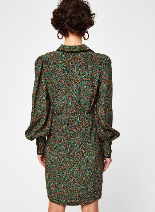 Kleding Essentiel Antwerp Wanderer short shirtdress Multicolor model