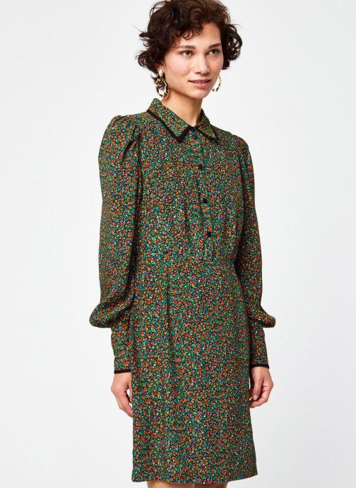 Kleding Essentiel Antwerp Wanderer short shirtdress Multicolor rechts